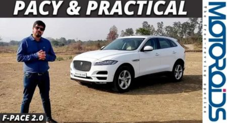Jaguar F-Pace 2.0 Petrol Video Review – Pacy, Practical, Classy