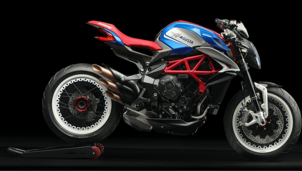 mv agusta 800 rr america special edition side profile