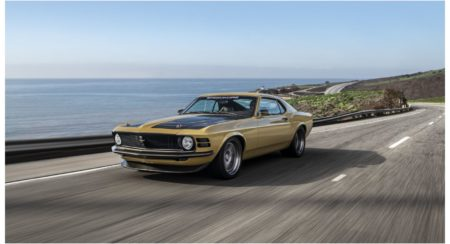 Avengers Star Robert Downey Jr's Stylish 1970 Ford Mustang Boss 302