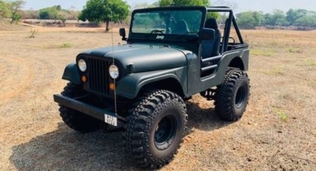1969 Jeep CJ-5 Modified