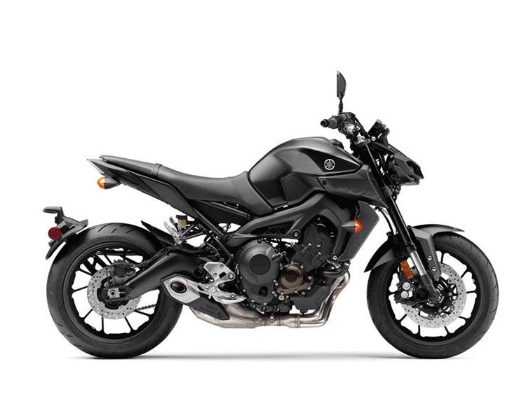 2018 Yamaha MT09 Black