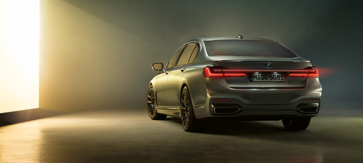 2019 BMW 7 Series Rear