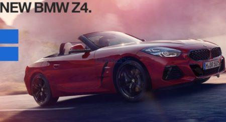 2019 BMW Z4 INdia