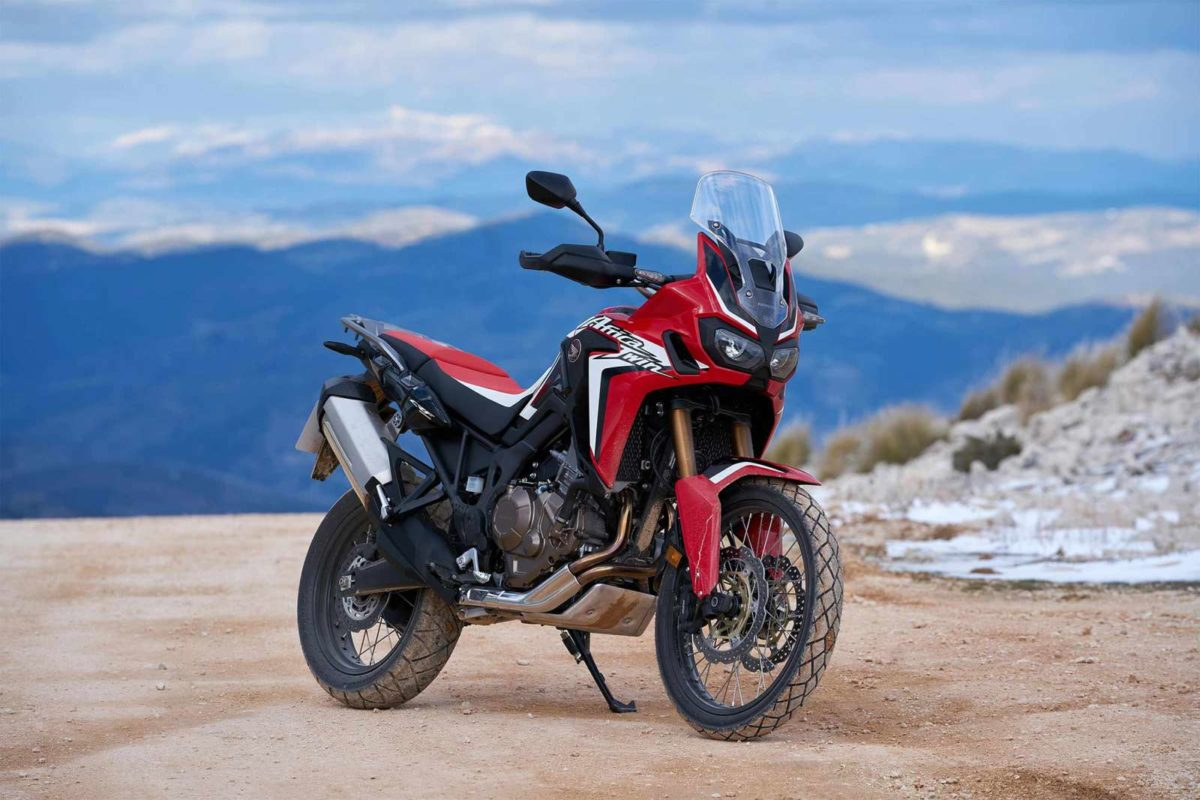 2019 Honda AfricaTwin_GalleryRed