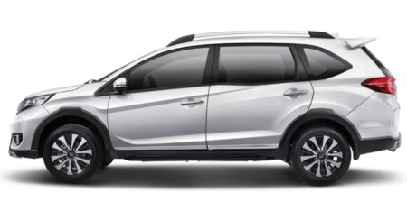 2019 Honda BR-V Indonesia launch side