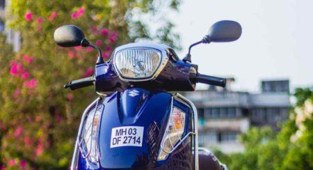 2019 Suzuki Access 125 User Review Apron