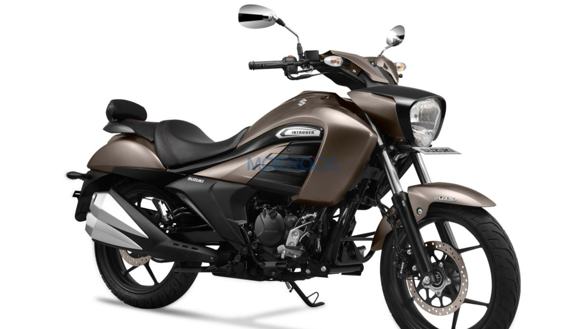 2019 Suzuki Intruder new colour