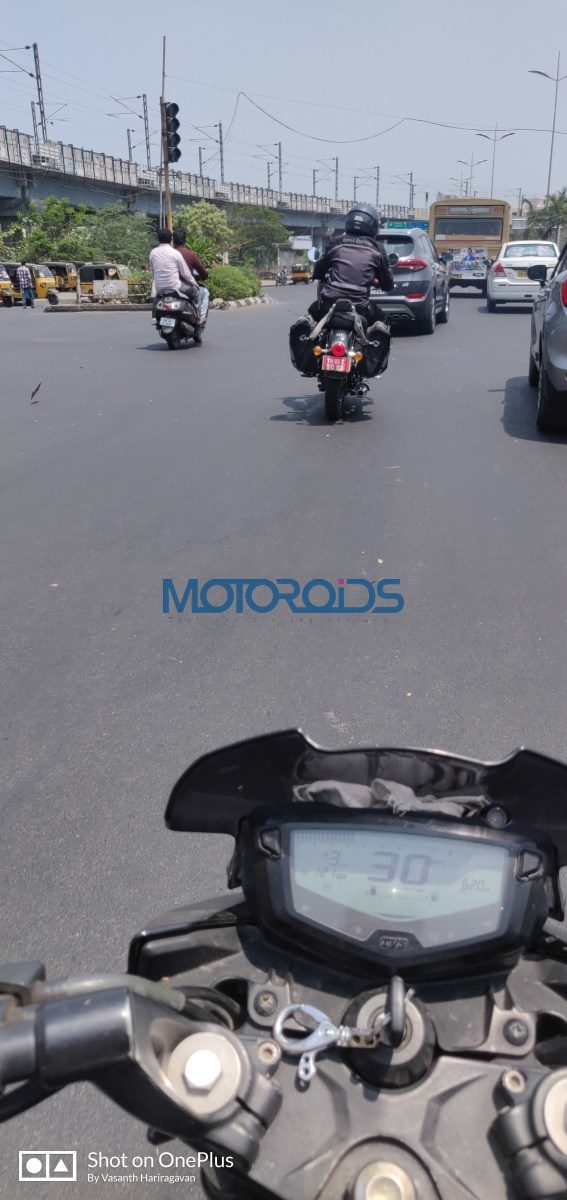 2020 Royal Enfield Classic Spied on Road