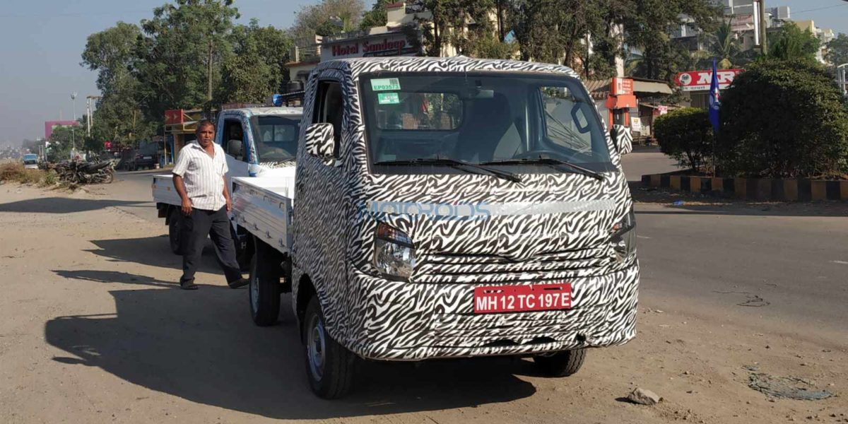 2020 Tata Ace Mint Upgrade