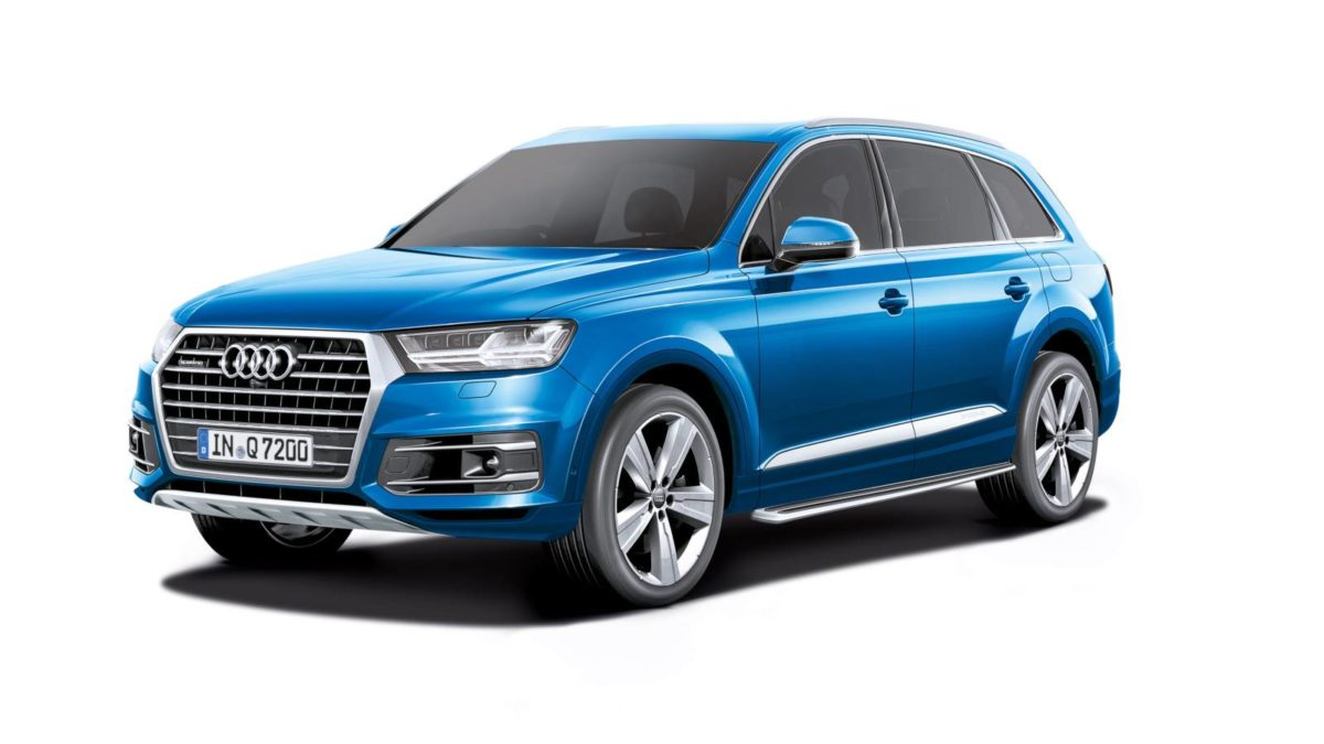 Audi Q7 lifestyle edition