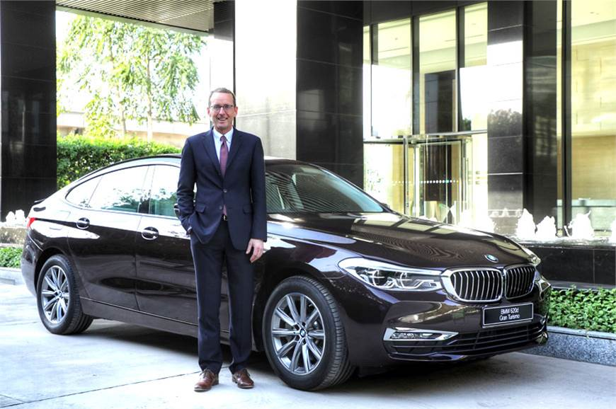 BMW 620d launched