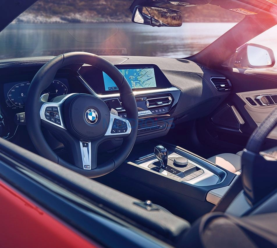 Bmw Z4 M Coupe Interior: 2019 BMW Z4 To Make Its India Debut Soon, Gets Listed On