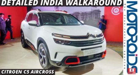 Citroen Detailed India walkaround