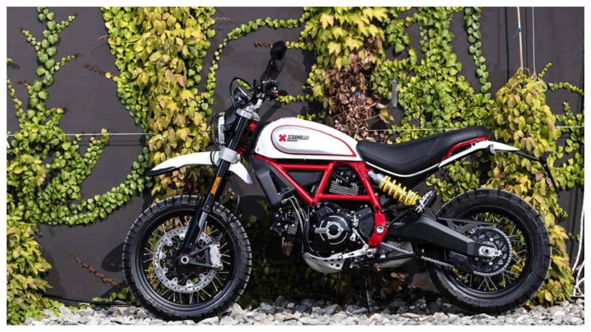 Desert Sled Ducati 2019
