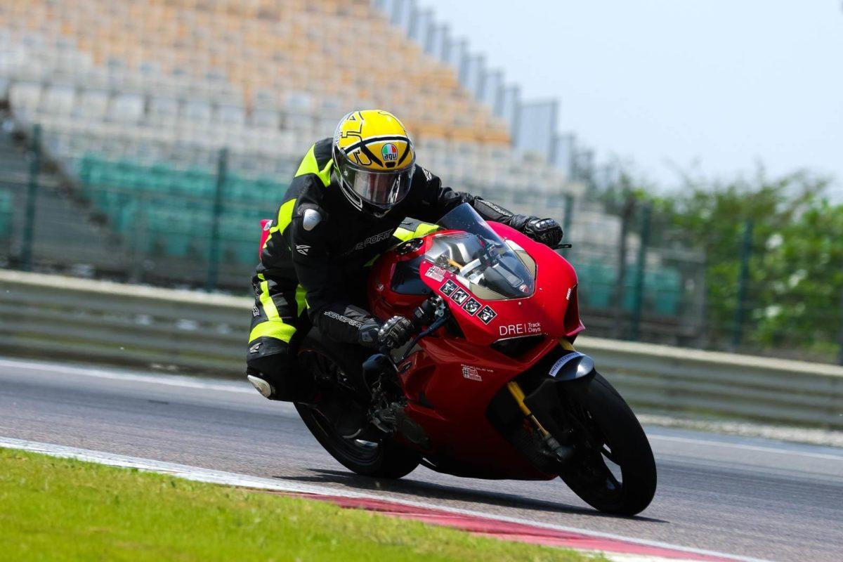 Ducati DRE Track Rider Training 899