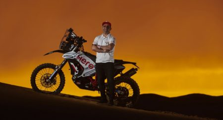 Hero MotoSports Ropes in Top Rally Rider, Paulo Goncalves