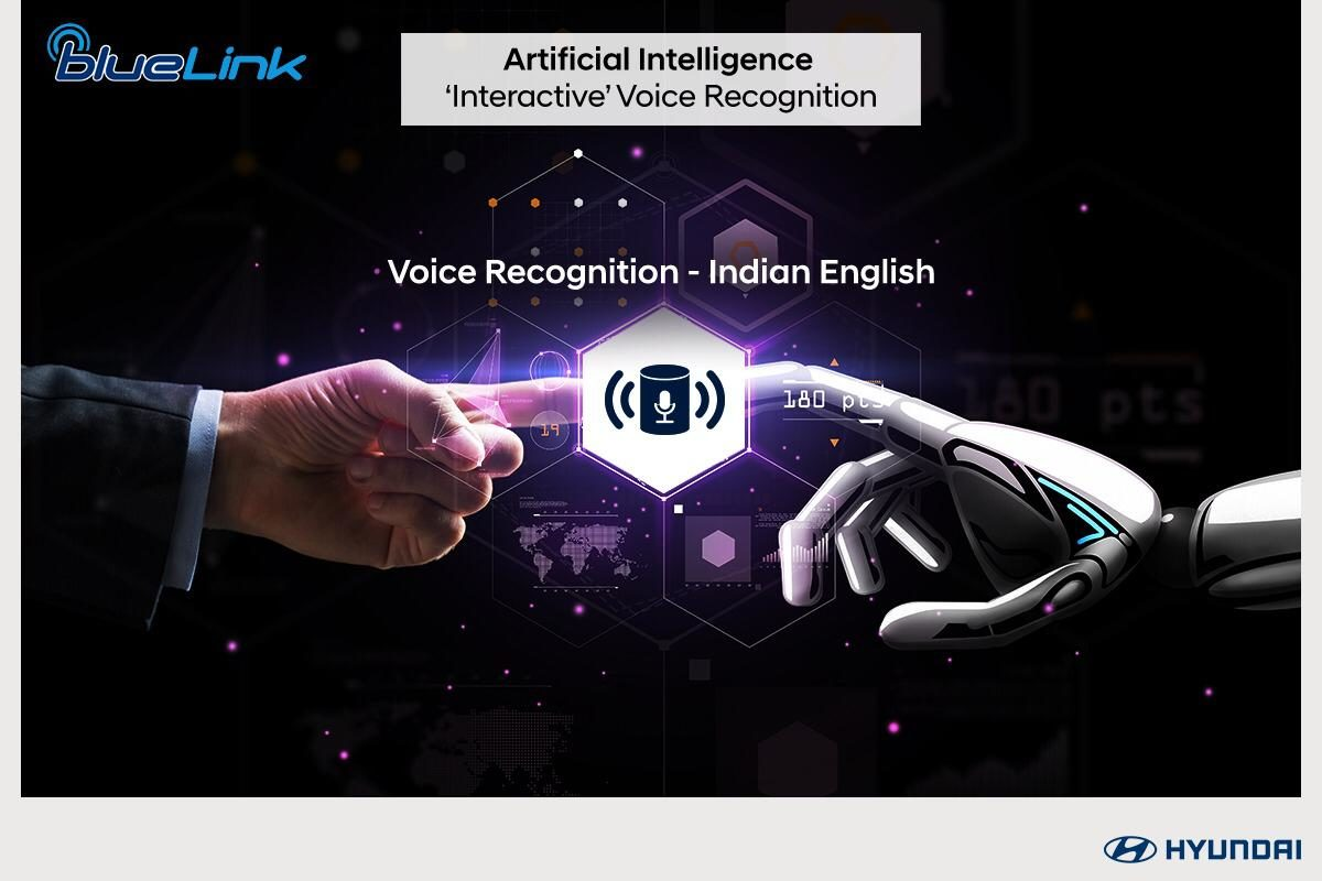 Hyundai Venue BlueLink AI