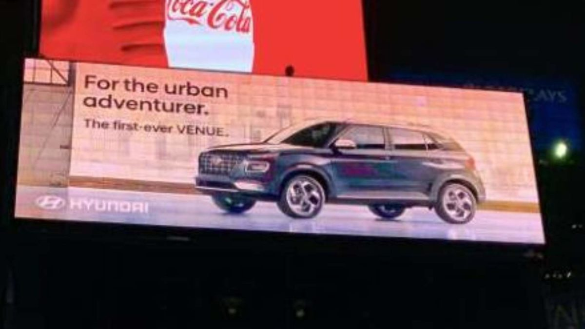 Hyundai Venue Urban Adventurer