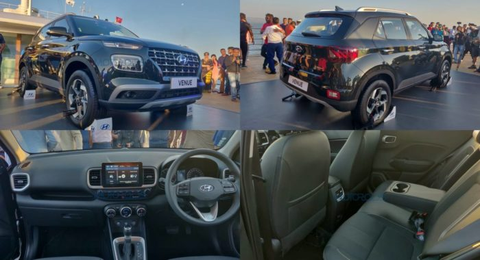 Hyundai Venue Official List Of Features Specifications