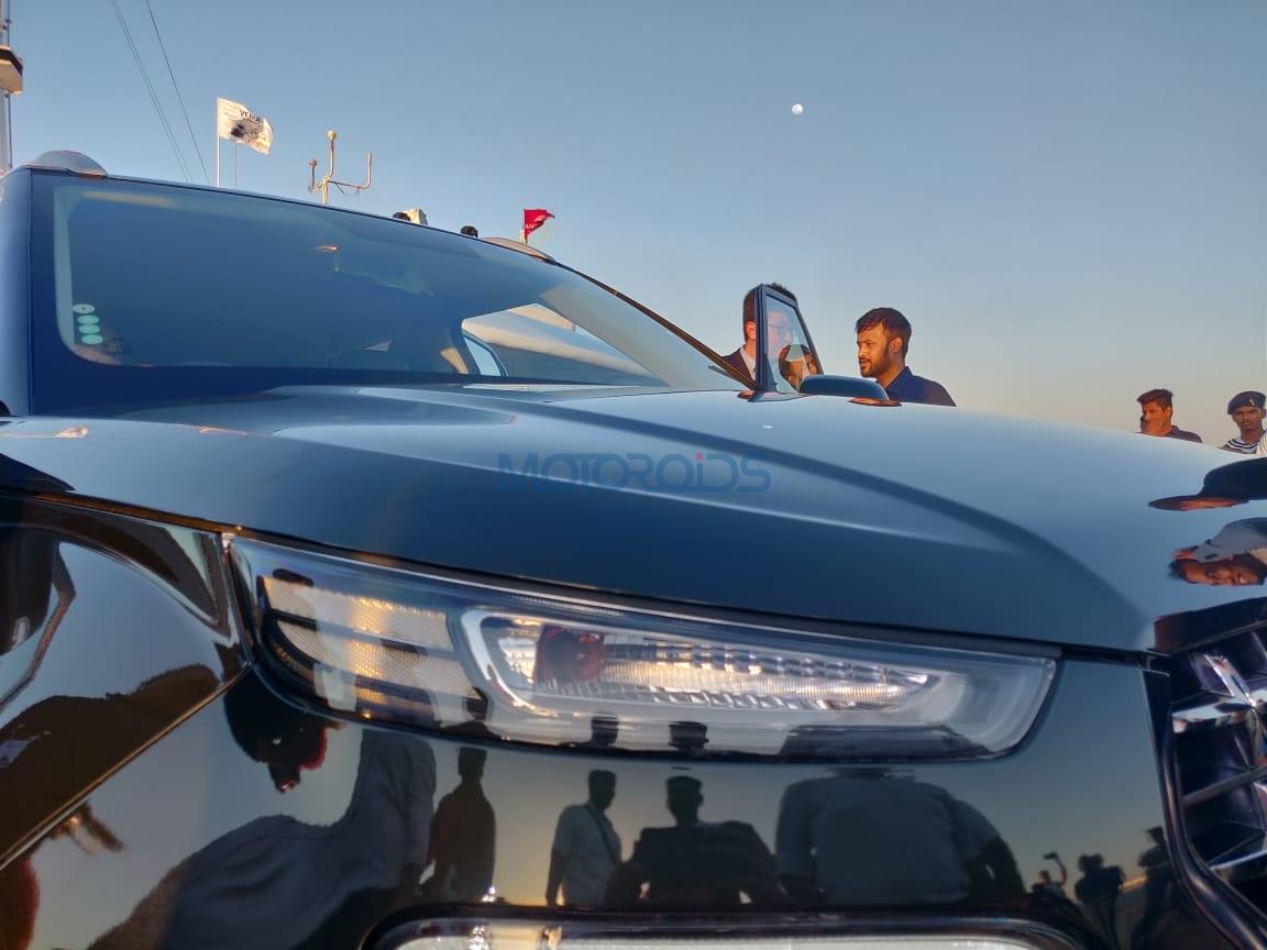 Hyundai Venue front DRL
