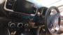 Hyundai Venue spied steering wheel