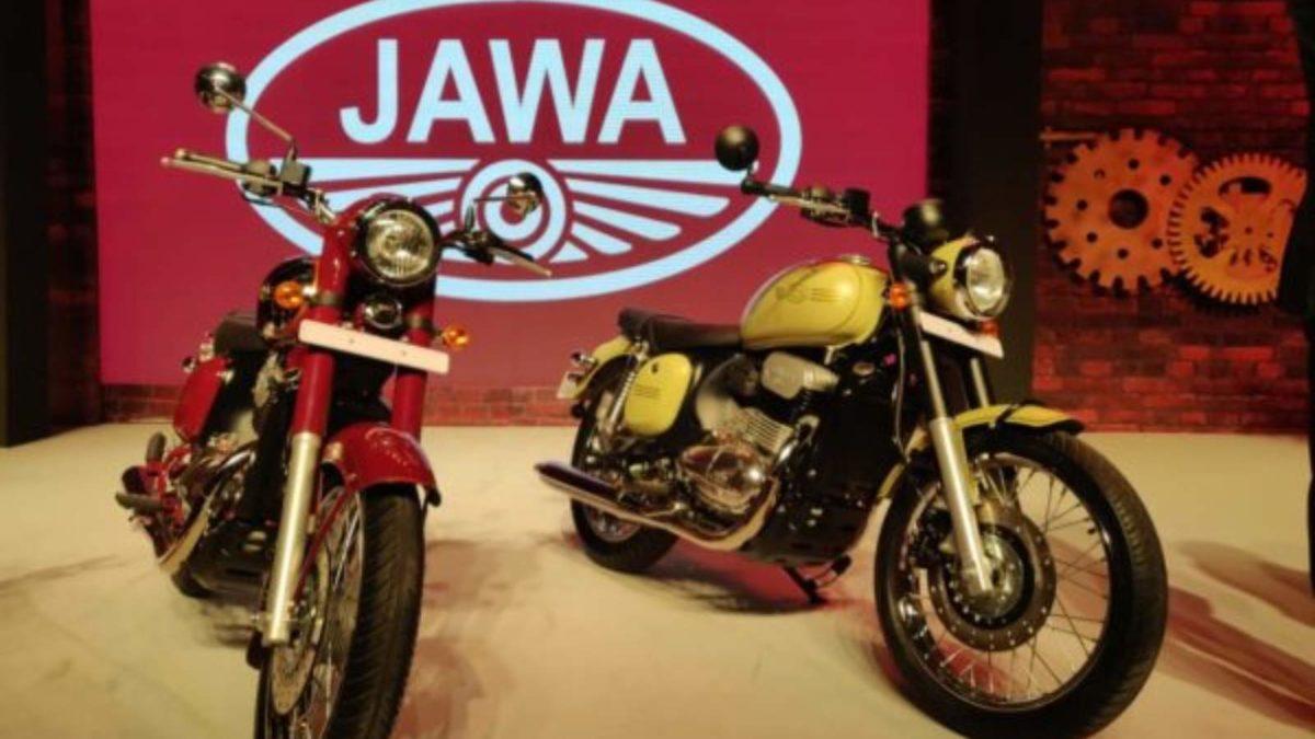 Jawa launch event Jawa and Jawa 42