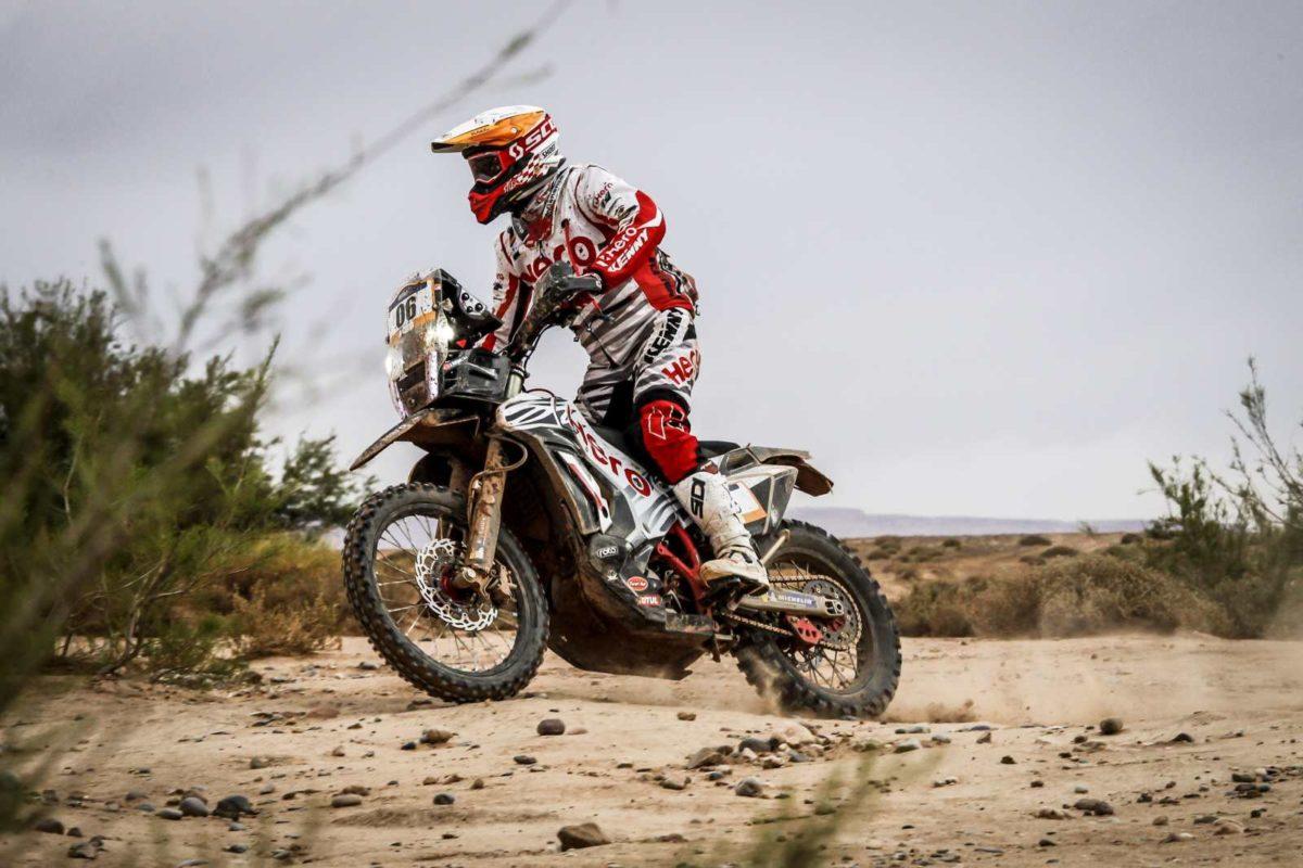 Joaquim Rodrigues Merzouga Rally 2019
