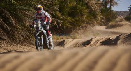 Joaquim Rodrigues - Rider No. 6 at Merzouga Rally 2019