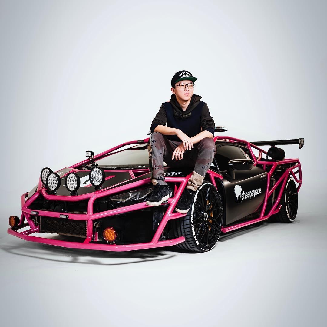Lamborghini Huracan Rally Car Alex Choi
