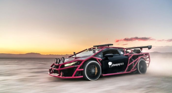 Lamborghini Los Angeles >> Called The Unicorn V3, This Lamborghini Huracan Is a Twin-Turbo Rally Car | Motoroids