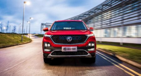 MG Hector To Be Unveiled In Mumbai On The 15th Of May