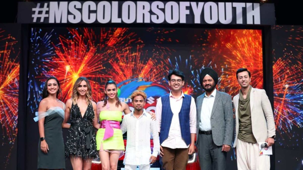 Maruti Suzuki Colors of Youth winners