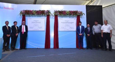 Maruti Suzuki sets up a school and Hospital in Sitapur, Gujarat