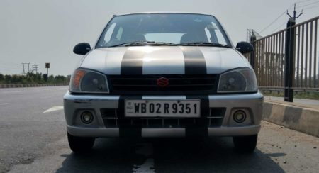 Maruti Zen Modified front shot low