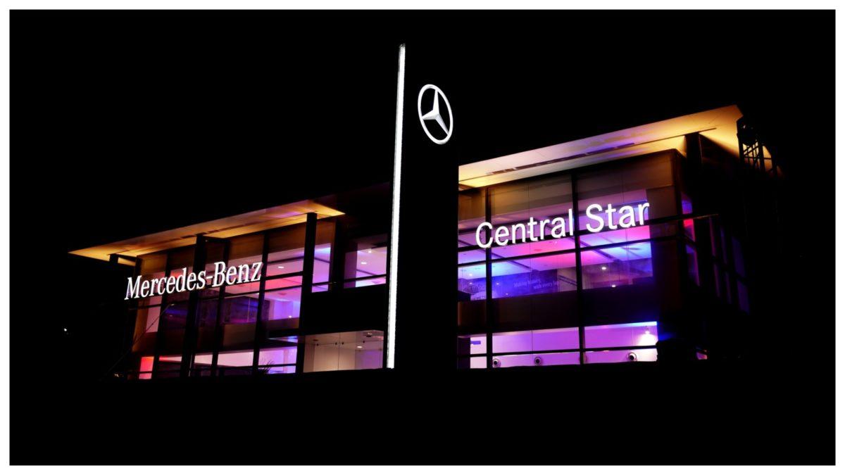Mercedes Benz nagpur dealership