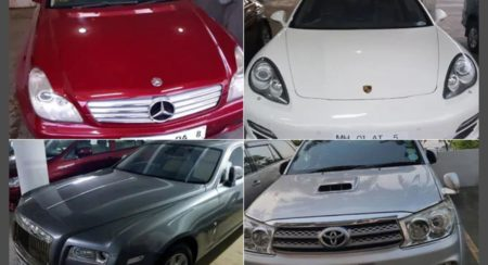 Nirav Modi car collection