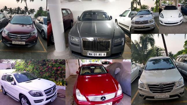 Nirav Modi car fleet expanded