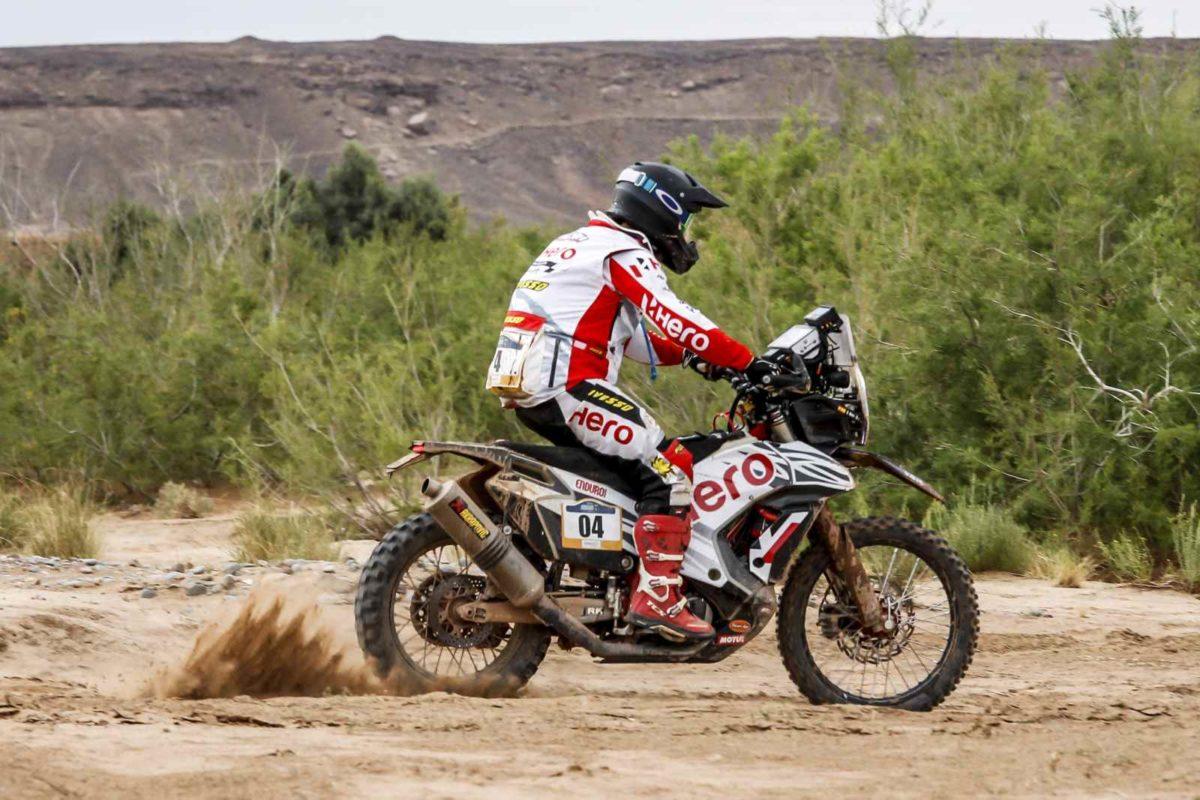 Oriol Mena Merzouga Rally 2019