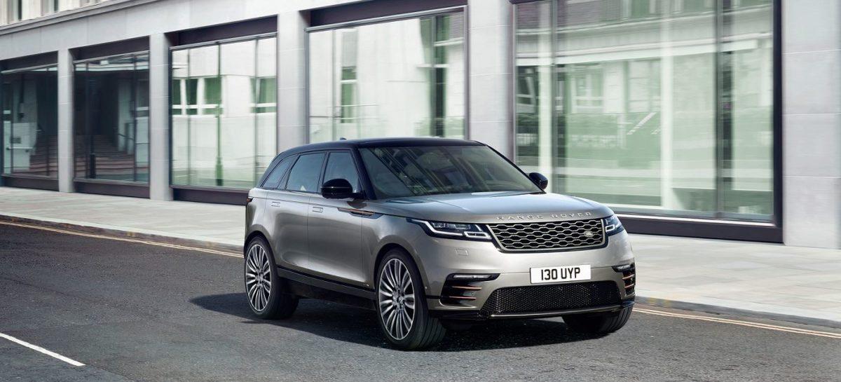 Range Rover Velar exterior