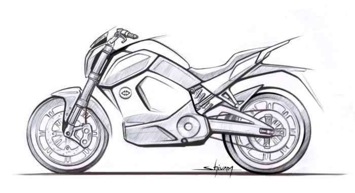 Revolt Intellicorp's Upcoming Bike Is India's First ARAI-Approved Electric Motorcycle - Motoroids