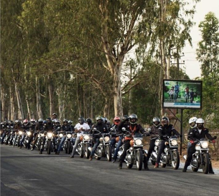 Royal Enfield 650cc Owners Breakfast Meet grid