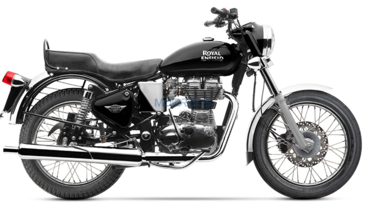 Royal Enfield Bullet 350 ABS