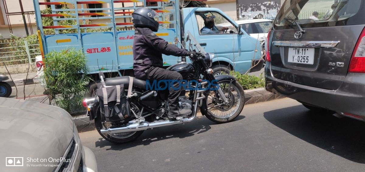 Royal Enfield Classic 2020 Spied Image