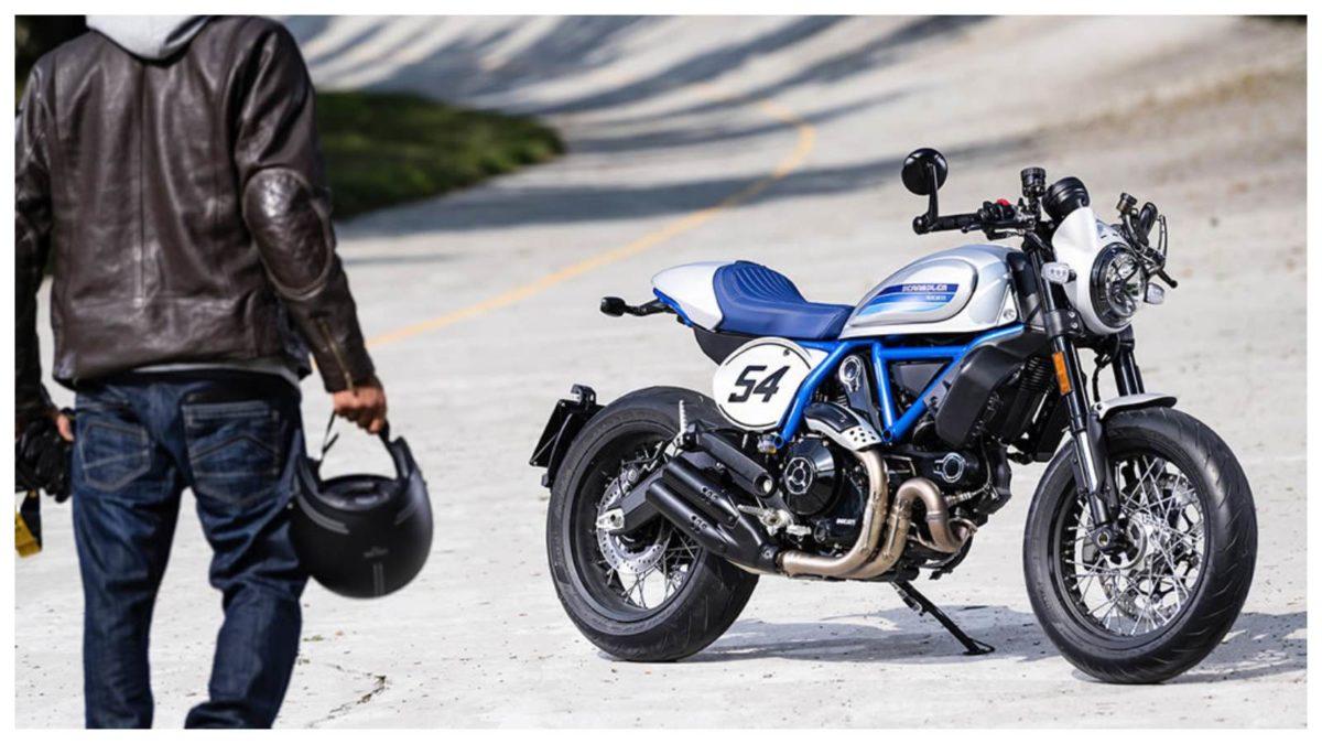Scrambler Cafe Racer Ducati 2019