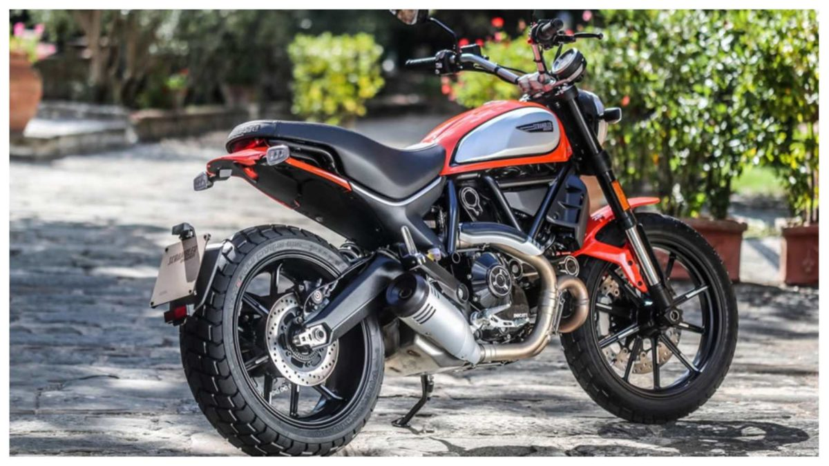 Scrambler icon Ducati 2019