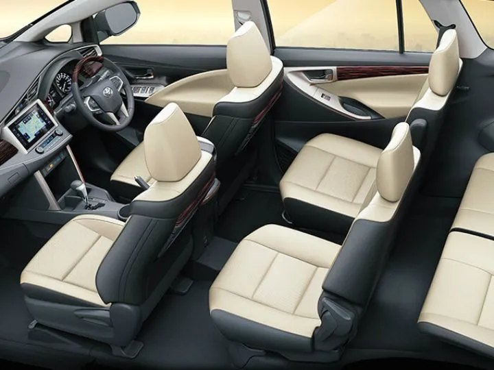 Toyota Innova MY 2019 interior