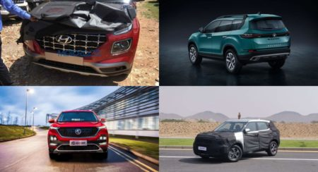 Upcoming suv launches in 2019