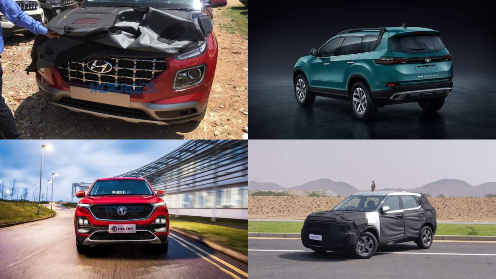 Upcoming Suvs In India 2019 Motoroids