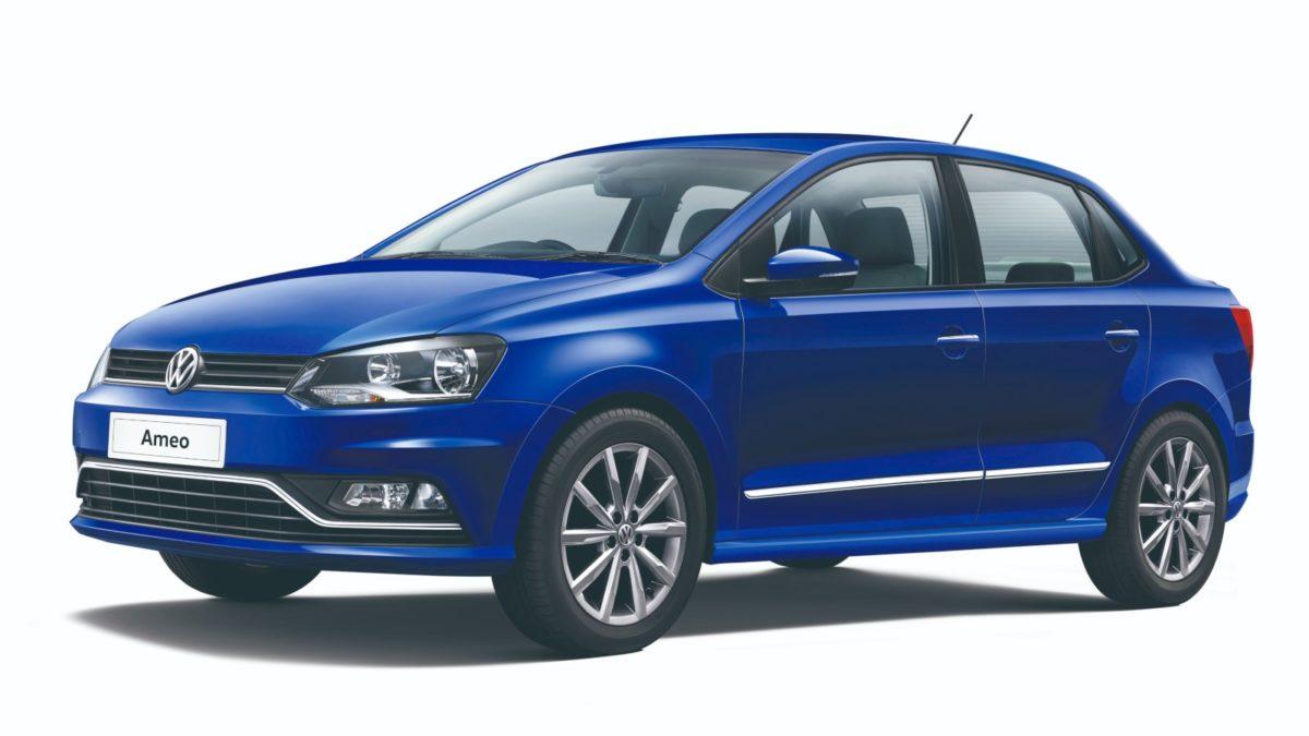 Volkswagen Ameo Corporate Edition