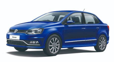 Volkswagen Ameo Corporate Edition Launched At INR 6.69 Lakh